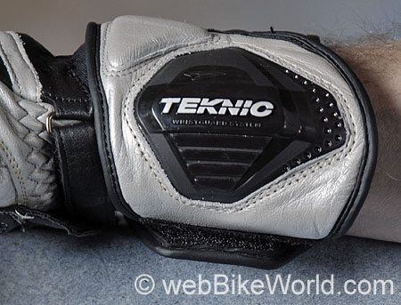 Teknic Speedstar Gloves - Wrist Slider