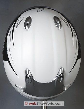 Joe Rocket RKT 101 Helmet - Quad Port Venturi Venting System