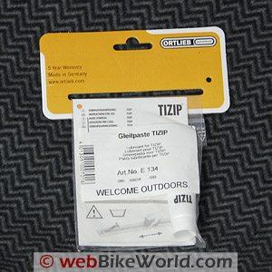 TZiP Zipper Lubricant