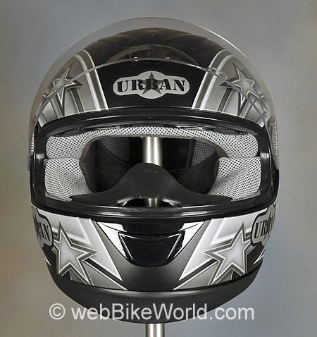 URBAN Helmets - N20 Astro - Front View