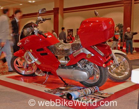 "CF Moto V3 Motorcycle ""Sport Recreation Vehicle"""