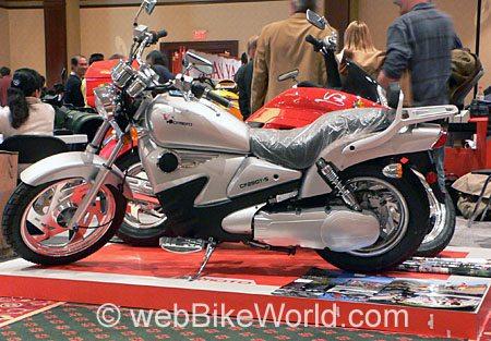 CF Moto V5 Motorcycle