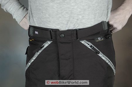 Belstaff British Motorcycle Gear Pioneer Pants - Waist