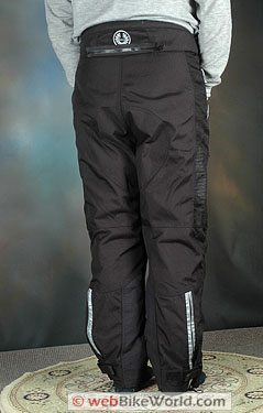 Belstaff British Motorcycle Gear Pioneer Pants - Rear view