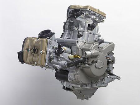 Ducati 1098 - Engine