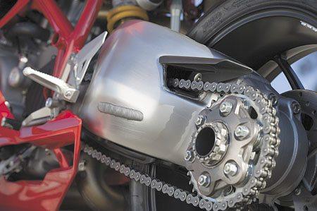 Ducati 1098 - Swingarm