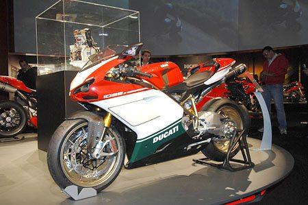 Ducati 1098 Tricolore