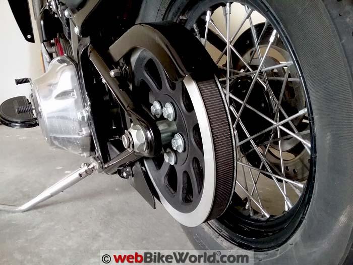 Harley-Davidson Softail Slim Belt Drive