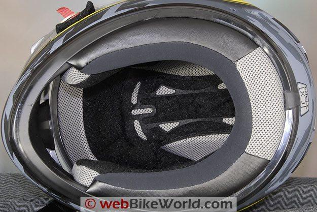 KBC Tarmac - Helmet Liner