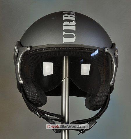URBAN Helmets N350 Moto - Front View