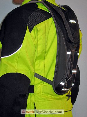 CamelBak Hydration Backpack - Side View