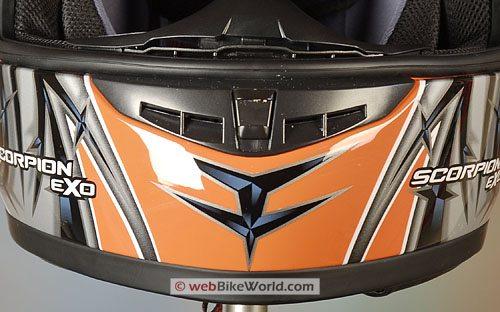 Scorpion EXO-400 Helmet - Chin Vent