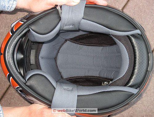 Scorpion EXO-400 Helmet - Liner