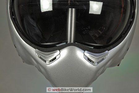 ROOF Boxer V - Front Vents