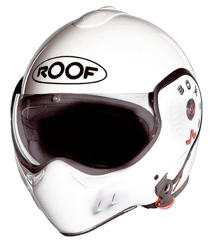ROOF Boxer V Helmet - White