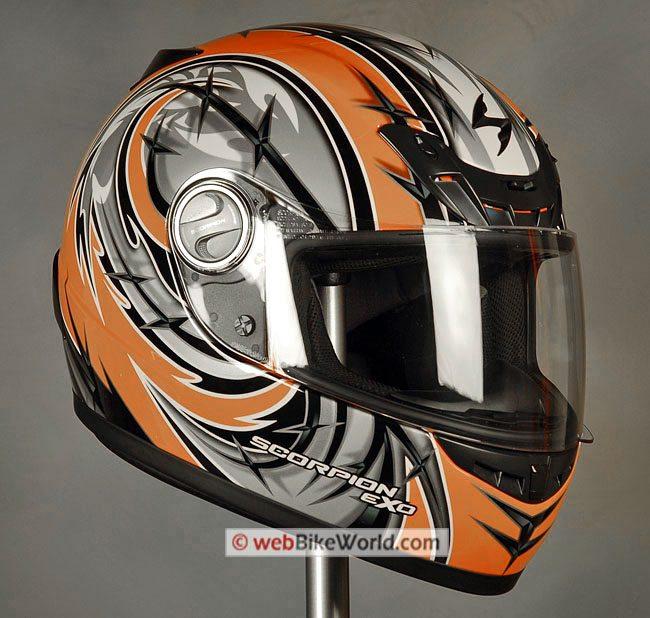 Scorpion EXO-400 helmet