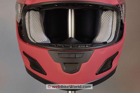 Zox Azuma R Helmet - Chin Vents