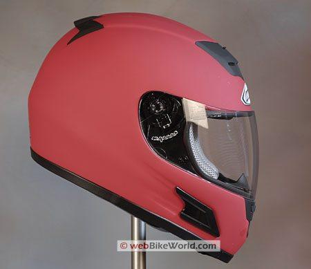 Zox Azuma R Helmet - Side View