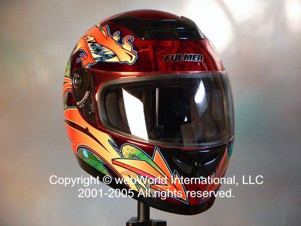 Fulmer AFS7 Helmet