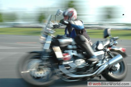 Lee Parks Motorcycle Training Course - Total Control Advanced Riding Clinic