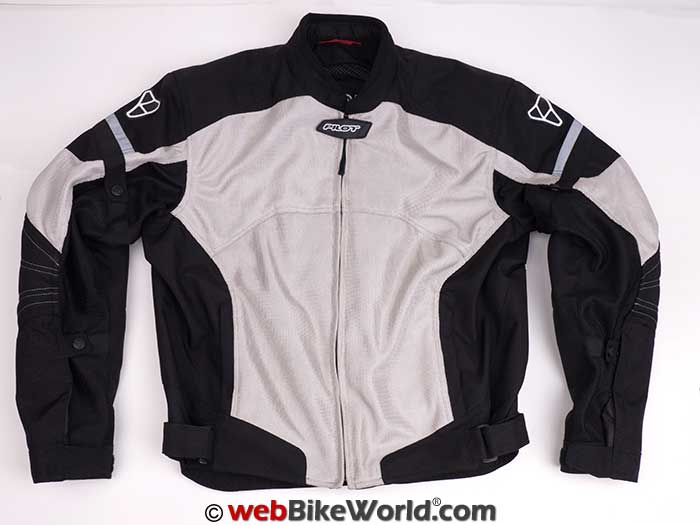 Pilot Direct Air Jacket V3 Front View