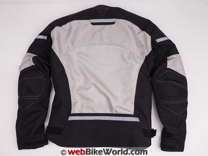 Pilot Direct Air Jacket V3 Rear View