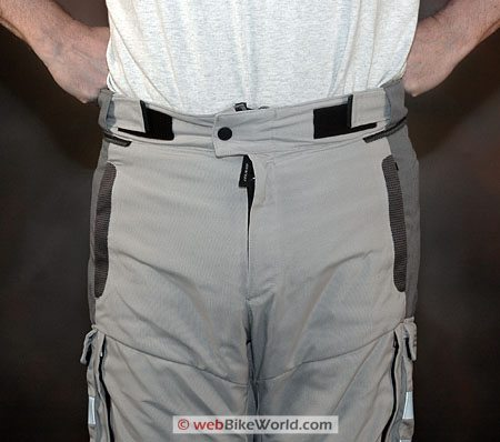 Revit Dakar Pants - Front View