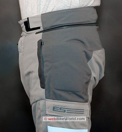 Revit Dakar Pants - Side View