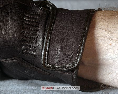 REV'IT! Monster Gloves - Cuff