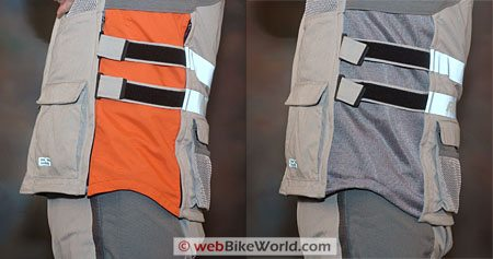 Revit Off Track Jacket - Removable Side Panels