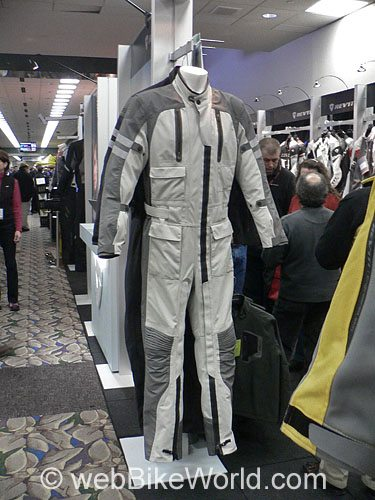 REV'IT! Infinity One-Piece Suit - Front View