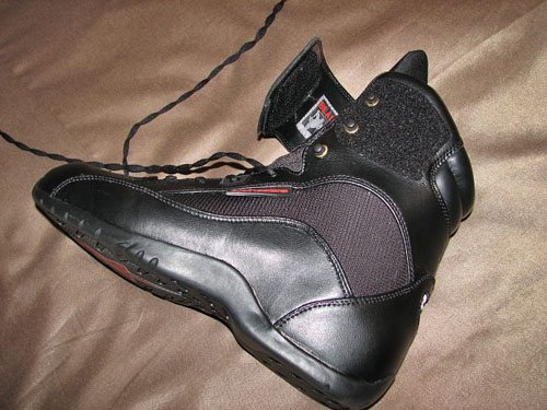 Alpinestars Recon Boots - Eyelets