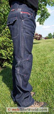 Esquad Jeans - Side View