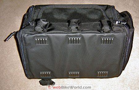 Marsee ZIPP Bag - Bottom of main bag