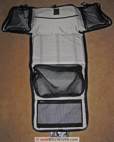 Marsee ZIPP Bag - Unfolded