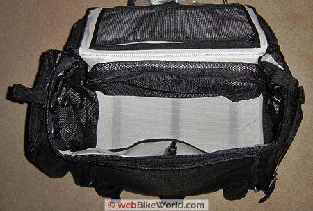 Marsee ZIPP Bag - Main Compartment Interior