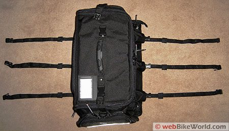 Marsee ZIPP Bag - Straps