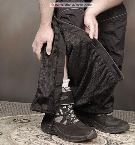Joe Rocket Phoenix 2.0 Pants - Leg Zipper