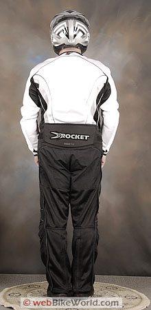Joe Rocket Phoenix 4.0 Jacket and Phoenix 2.0 Pants