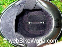Roof LeMans helmet liner