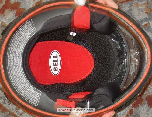 Bell Zephyr Helmet - Helmet Liner