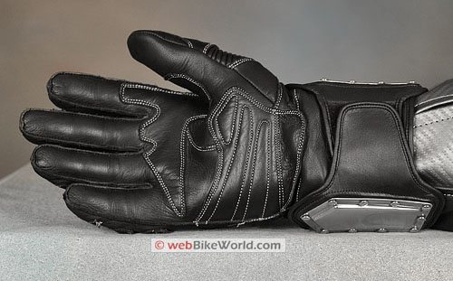 Velocity Gear SS Metalwear Gloves - Palm