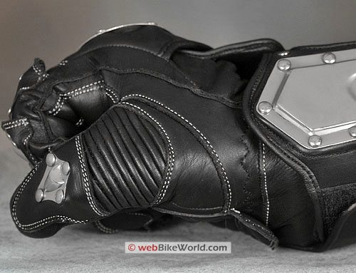 Velocity Gear SS Metalwear Gloves - Thumb