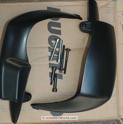 Ducati Hand Guard Kit