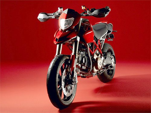 Ducati Hypermotard, Quarter View