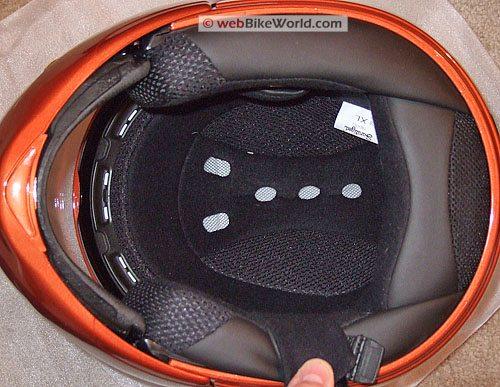 Caberg Trip - Helmet Liner