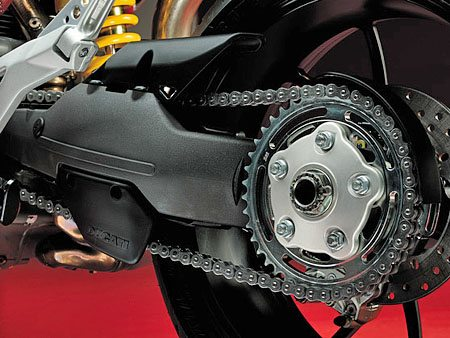 Ducati Hypermotoard - Chain and Sprocket