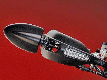 Ducati Hypermotoard - Mirror, Extended
