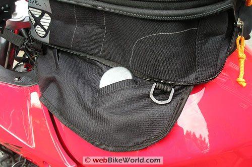 Ixon X Pand Tank Bag - Extra Magnet
