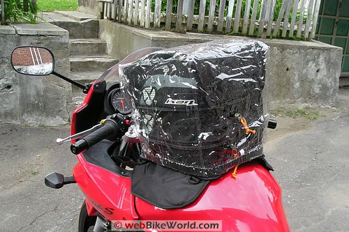 Ixon X Pand Tank Bag - Rain Cover